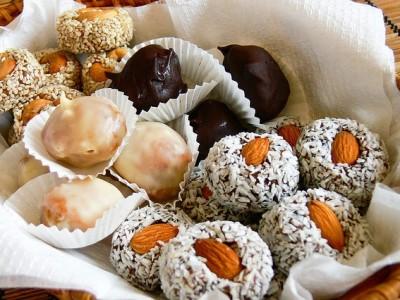 Полезные сладости