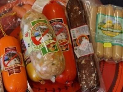 Вегетарианские колбасы Ведрусса, сосиски, паштеты