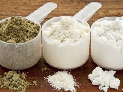Мука, смеси, протеин