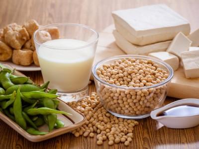 Соевые продукты, вегетарианское молоко