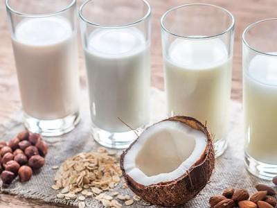 Растительное молоко, майонез