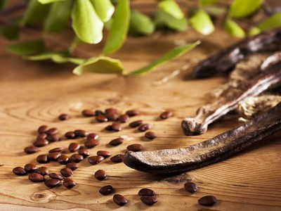Какао, кэроб, горячий шоколад