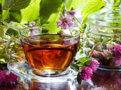 Травяные чаи, крымские фитосборы
