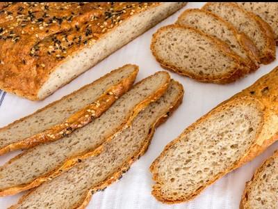 Хлеб, булочки безглютеновые