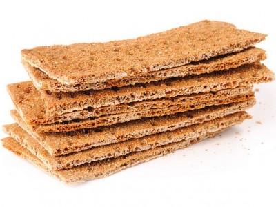 Хлебцы, сухарики