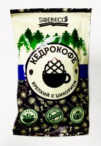 Кедрокофе с цикорием Порционный 25г СИБИРЬЕКО
