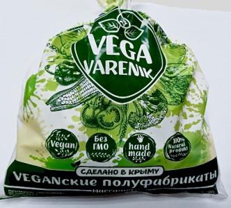 Пельмени красная чечевица грибы 500г Vega varenik