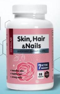 Кожа волосы ногти 60таб CHIKALAB