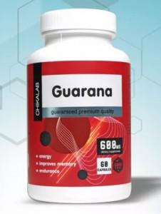 Гуарана 60 капсул CHIKALAB