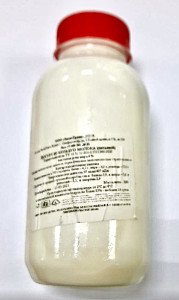 Йогурт из козьего молока питьевой 300 мл Feodoro