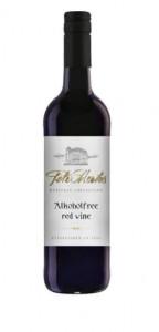 Вино красное безалкогольное Alcoholfree Red Sweet 0,5% 750 мл Peter Mertes