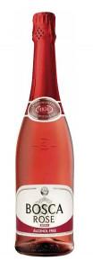 Винный напиток Розе безалкогольное Rose Alcohol Free 0% 750 мл Bosca