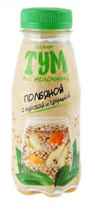 Напиток полбяной Курага-груша 0,25л Тум