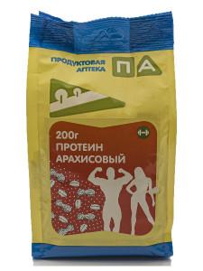 Протеин Арахисовый 200г Продуктовая Аптека