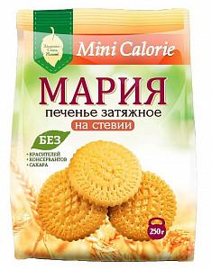 Печенье Мария затяжное на стевии 250г Mini Calorie