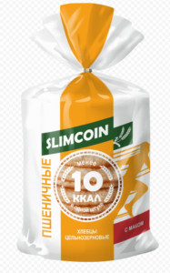 Хлебцы пшеничные с маком 30г Слимкоин