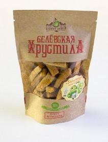 Белевская хрустила Яблочная классическая БЕЗ сахара 50гр Белевские сладости
