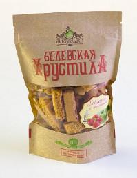 Белевская хрустила Яблочная с малиной БЕЗ сахара 50гр Белевские сладости