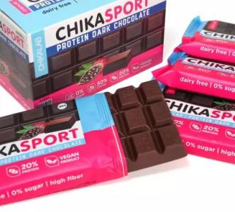 Шоколад темный 100г CHIKALAB