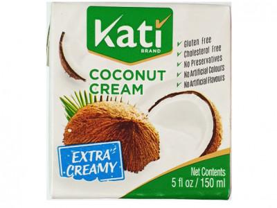 Сливки кокосовые 150мл Kati