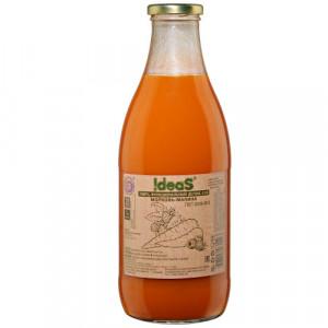 Детокс-сок Морковь-Малина ст/б 1л !DEAS