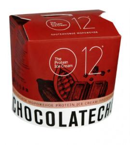 Мороженое молочное белковое шоколадное 70г О12