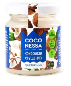Кокосовая сгущенка Оригинальная 110г Coconessa