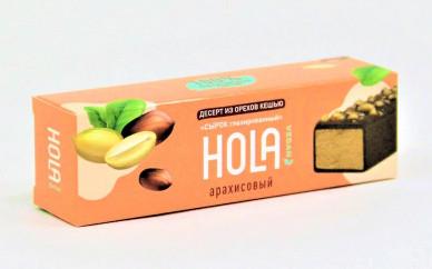 Сырок глазированный арахисовый 50г HOLA