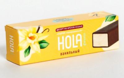 Сырок глазированный ванильный 50г HOLA