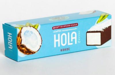 Сырок глазированный кокос 50г HOLA