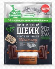 Протеиновый шейк с Шоколадом 25г Bionova
