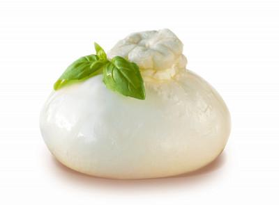 Сыр Буррата 1кг (разновес) МАРКУР