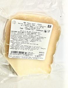 Сыр Севастос из Коровьего и Козьего молока 1кг FEODORO