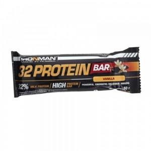 Батончик Protein Bar Ваниль 50г IRONMAN