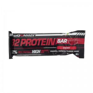 Батончик Protein Bar Вишня 50г IRONMAN