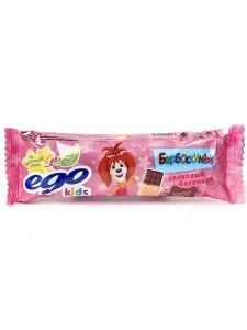 Батончик мюсли EGO KIDS Молочный шоколад 25г Формула жизни