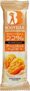 Батончик протеиновый 22% курага в йогурте 50г BODYBAR