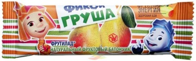 Фрутилад Фикси Груша 30г Фруктовая энергия