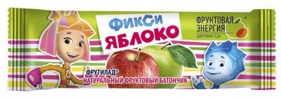 Фрутилад Фикси Яблоко 30г Фруктовая энергия