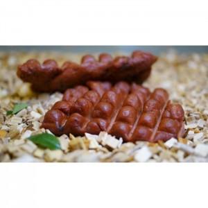 Копчушка с семенами Чиа в соусе карри 1кг Вегановъ