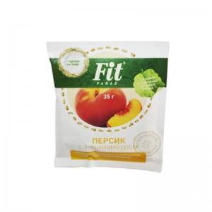Каша овсяная витаминизированная с персиком 35г Фит-парад