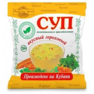 Суп гороховый 28г Вкусное дело