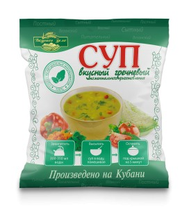 Суп гречневый 28 г Вкусное дело