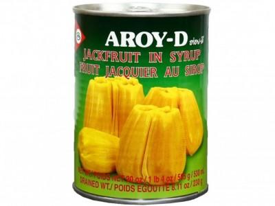 Джекфрут в сиропе 580мл Aroy-D
