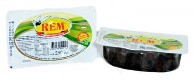 Маслины вяленые 250г Rem