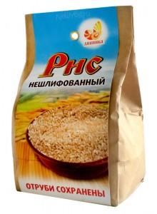 Рис нешлифованный 500г Дивинка