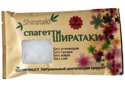Лапша Ширатаки спагетти 340г Shirataki