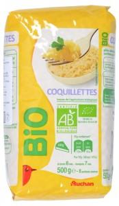 Макароны Равлик Bio 500г Auchan