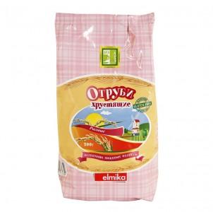 Отруби рисовые хрустящие 200г Диадар