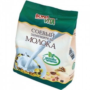 Заменитель молока Сухой соевый 350г Bona Vita